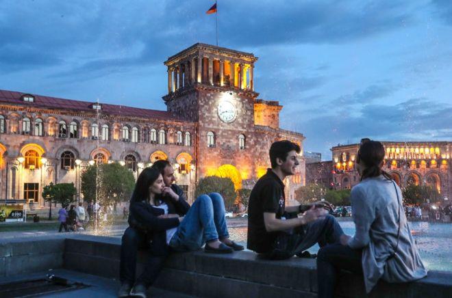 [新聞] 亞美尼亞的古城處於變革的邊緣