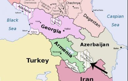 [新聞]亞美尼亞:土耳其的「阿基里斯腱」