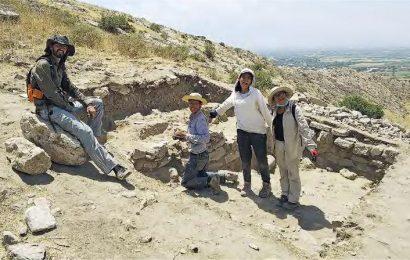 [新聞]港大團隊亞美尼亞發掘3000年遺迹