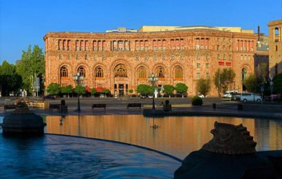 [新聞]中國與亞美尼亞簽署互免簽證協定