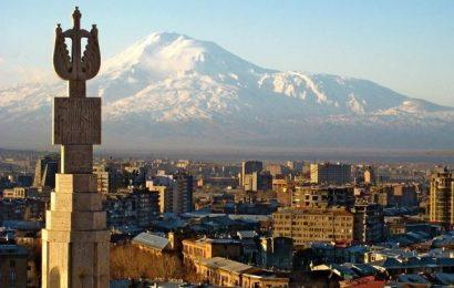 [新聞] 亞美尼亞首都,葉裡溫城市風光