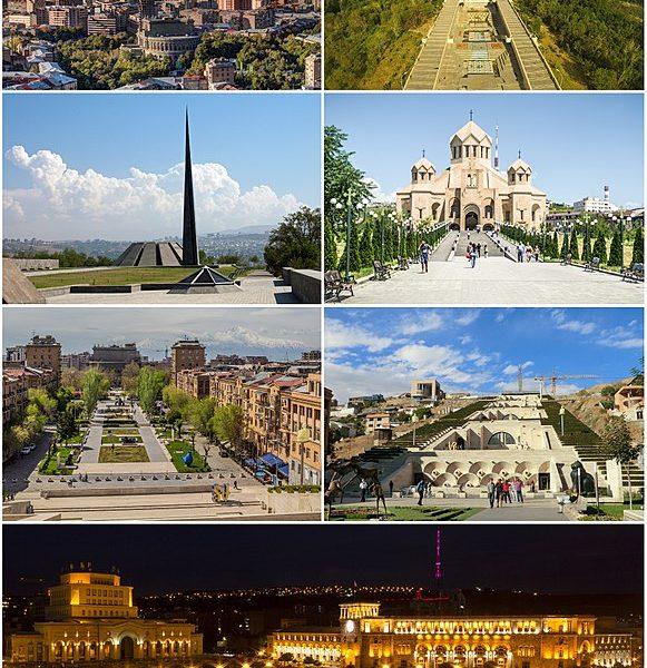 [新聞] 亞美尼亞之葉裡溫