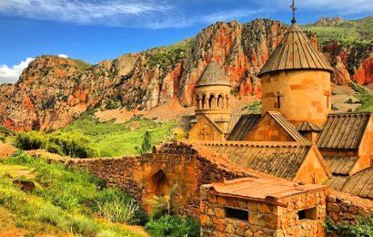 [新聞]去古老的亞美尼亞與當代藝術不期而遇